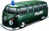 Maisto Tech RC 1:24 VW Bus Polizei mit Light+Sound (ohne Batterien)