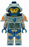 LEGO® Wecker Nexo Knights - Clay