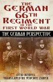 The German 66th Regiment in the First World War (eBook, ePUB)