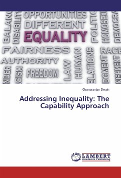 Addressing Inequality: The Capability Approach