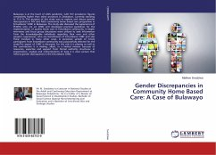Gender Discrepancies in Community Home Based Care: A Case of Bulawayo