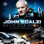 Sagans Tagebuch / Krieg der Klone Bd.2.5 (MP3-Download)