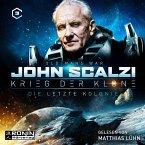 Die letzte Kolonie / Krieg der Klone Bd.3 (MP3-Download)