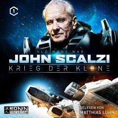 Krieg der Klone Bd.1 (MP3-Download) - Scalzi, John