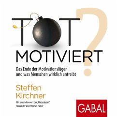 Totmotiviert? (MP3-Download) - Kirchner, Steffen