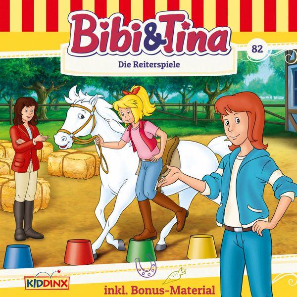 Bibi & Tina - Folge 82: Die Reiterspiele (MP3-Download