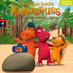 Der Kleine Drache Kokosnuss - Hörspiel zur TV-Serie 06 (MP3-Download) - Siegner, Ingo