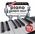 Piano gefällt mir! Classics - Von Mozart bis Die Klavierspielerin MP3-Begleit-CD