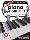 Piano gefällt mir! Classics - Von Mozart bis Die Klavierspielerin, m. MP3-CD