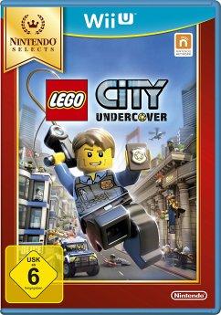 Nintendo Selects - Lego City: Undercover (Wii U)