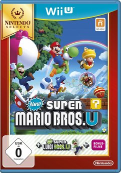 Nintendo Selects - New Super Mario Bros. + New Super Luigi (Wii U)