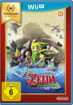 Nintendo Selects - The Legend of Zelda: The Wind Waker HD (Wii U)