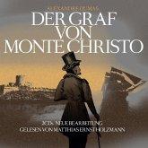 Der Graf von Monte Christo, 2 Audio-CDs