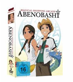 Magical Shopping Arcade Abenobashi - Gesamtausgabe DVD-Box