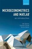 Microeconometrics and MATLAB: An Introduction (eBook, ePUB)