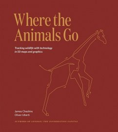 Where The Animals Go - Cheshire, James; Uberti, Oliver