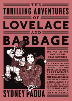 The Thrilling Adventures of Lovelace and Babbage - Padua, Sydney