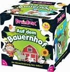Carletto 2094911 - Brain Box Auf dem Bauernhof, Denkspiel, Gedächtnisspiel, Konzentrationsspiel