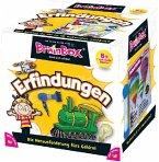 Carletto 2094915 - Brain Box Erfindungen, Lernspiel, Denkspiel, Gedächtnisspiel, Konzentrationsspiel