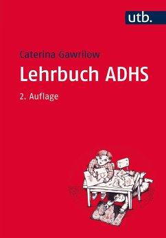 Lehrbuch ADHS - Gawrilow, Caterina