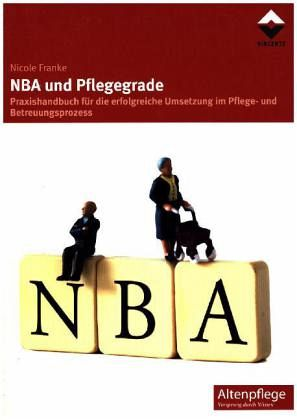 nba und pflegegrade von nicole franke fachbuch. Black Bedroom Furniture Sets. Home Design Ideas