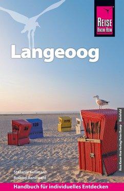Reise Know-How Reiseführer Langeoog (eBook, PDF) - Hanewald, Roland; Kullmann, Stefanie
