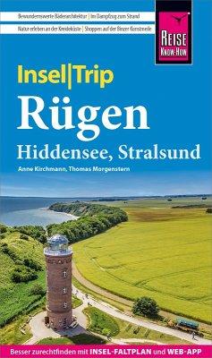 Reise Know-How InselTrip Rügen und Hiddensee mit Stralsund (eBook, PDF) - Morgenstern, Thomas; Kirchmann, Anne