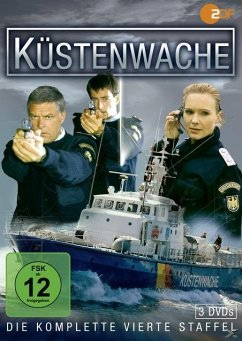Küstenwache - Die komplette vierte Staffel (3 Discs)