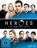 Heroes - Die komplette Serie BLU-RAY Box