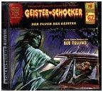 Geister-Schocker - Der Fluch des Geistes, 1 Audio-CD