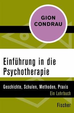 Einführung in die Psychotherapie (eBook, ePUB) - Condrau, Gion