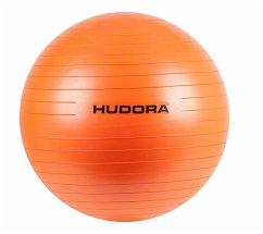 HUDORA 76756 - Fitness Gymnastikball, orange, 65cm