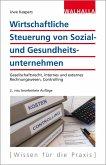 Wirtschaftliche Steuerung von Sozial- und Gesundheitsunternehmen (eBook, PDF)