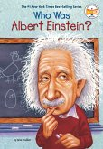 Who Was Albert Einstein? (eBook, ePUB)