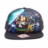 Nintendo Snapback Cap Starfox