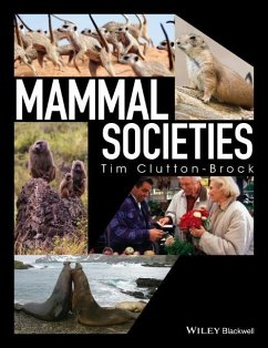 Mammal Societies - Clutton-Brock, Tim