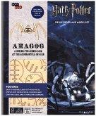 IncrediBuilds: Harry Potter: Aragog Deluxe Book and Model Set