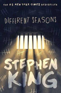 Different Seasons: Four Novellas - King, Stephen