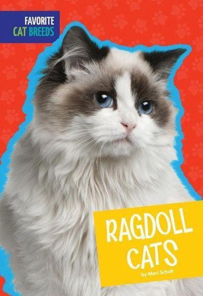 Ragdoll Cats Von Mari C Schuh Englisches Buch Bücherde