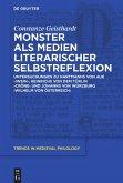 Monster als Medien literarischer Selbstreflexion