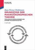Grundzüge der makroökonomischen Theorie