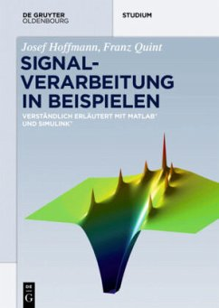 Signalverarbeitung in Beispielen - Hoffmann, Josef; Quint, Franz
