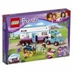 LEGO® Friends 41125 Pferdeanhänger und Tierärtzin