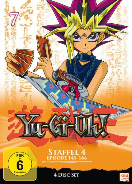 Yu Gi Oh Staffel 4
