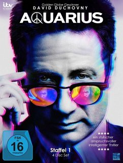 Aquarius - Staffel 1 (4 Discs)