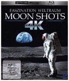 Moon Shots - Faszination Weltraum (4K Ultra HD + Blu-ray)