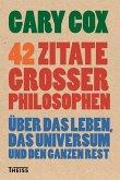42 Zitate großer Philosophen (eBook, ePUB)