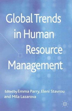 Global Trends in Human Resource Management