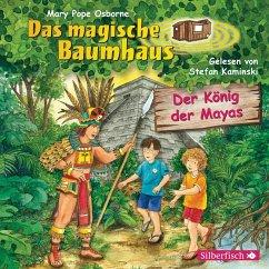 Der König der Mayas / Das magische Baumhaus Bd.51 (MP3-Download) - Pope Osborne, Mary