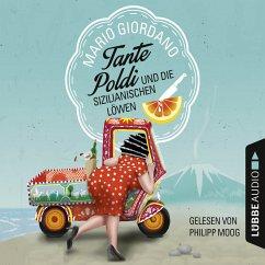Tante Poldi und die sizilianischen Löwen / Tante Poldi Bd.1 (Ungekürzt) (MP3-Download) - Giordano, Mario